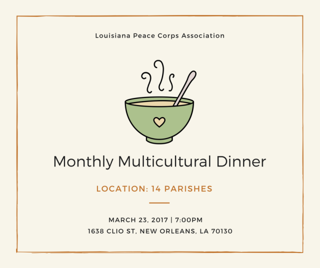 Louisiana Peace Corps Association